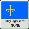 Asturian language level NONE by TheFlagandAnthemGuy