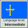 Asturian language level INTERMEDIATE by TheFlagandAnthemGuy