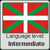 Basque language level INTERMEDIATE by TheFlagandAnthemGuy