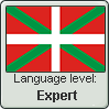 Basque language level EXPERT by TheFlagandAnthemGuy
