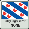Frisian language level NONE by TheFlagandAnthemGuy