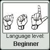 American Sign Language level BEGINNER by TheFlagandAnthemGuy