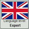 British English language level EXPERT by TheFlagandAnthemGuy