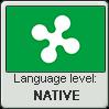 Lombard language level NATIVE by TheFlagandAnthemGuy