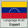 Venezuelan Spanish language level EXPERT by TheFlagandAnthemGuy
