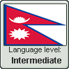 Nepali language level INTERMEDIATE by TheFlagandAnthemGuy