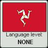 Manx language level NONE by TheFlagandAnthemGuy