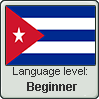 Cuban Spanish language level BEGINNER by TheFlagandAnthemGuy