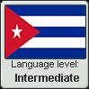 Cuban Spanish language level INTERMEDIATE by TheFlagandAnthemGuy