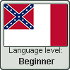 Confederate English language level BEGINNER by TheFlagandAnthemGuy