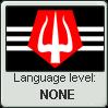 Alternian language level NONE by TheFlagandAnthemGuy
