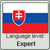 Slovak language level EXPERT by TheFlagandAnthemGuy