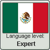 Mexican Spanish language level EXPERT by TheFlagandAnthemGuy