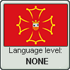Aranese dialect level NONE