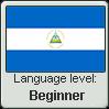 Nicaraguan Spanish language level BEGINNER by TheFlagandAnthemGuy