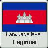 Cambodian language level BEGINNER by TheFlagandAnthemGuy