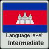 Cambodian language level INTERMEDIATE by TheFlagandAnthemGuy
