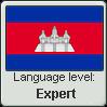 Cambodian language level EXPERT by TheFlagandAnthemGuy