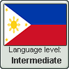 Filipino language level INTERMEDIATE by TheFlagandAnthemGuy