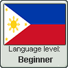 Filipino language level BEGINNER by TheFlagandAnthemGuy