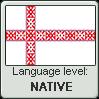 Seto language level NATIVE by TheFlagandAnthemGuy