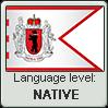 Samogitian language level NATIVE by TheFlagandAnthemGuy