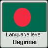 Bangla language level BEGINNER by TheFlagandAnthemGuy