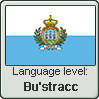 Sammarinese dialect level BU'STRACC