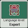 Western Abenaki language level EXPERT