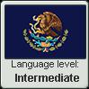 Spanglish language level INTERMEDIATE by TheFlagandAnthemGuy