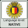Bergamasque dialect level NATIVE by TheFlagandAnthemGuy