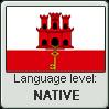 Llanito dialect level NATIVE by TheFlagandAnthemGuy