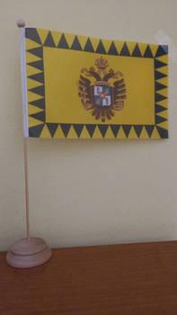 Lombardy Venetia viceroy (1815-1859) table flag