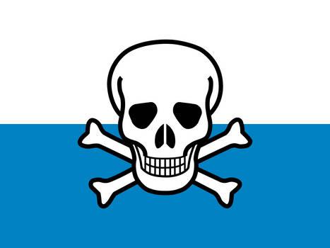 San Marino Pandemic management flag 1