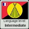 FUTUNAN language level INTERMEDIATE