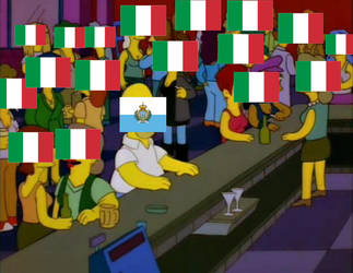 every march 17th be like