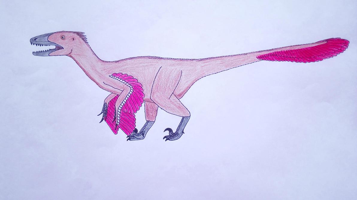 Utahraptor by Pootis97