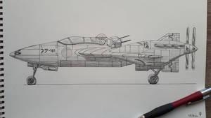 Shinnakasu B9A Osprey Advanced Torpedo Bomber