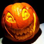 Mask Pumpkin