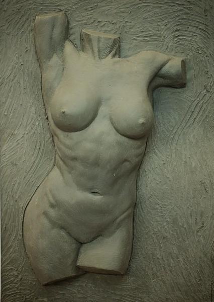Karen Torso by AlfredParedes