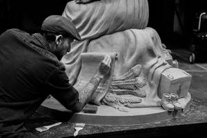 Anita Baldwin Monument - 01