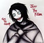 Creepypasta: Jeff the killer