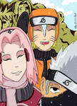 Team Kakashi Winter
