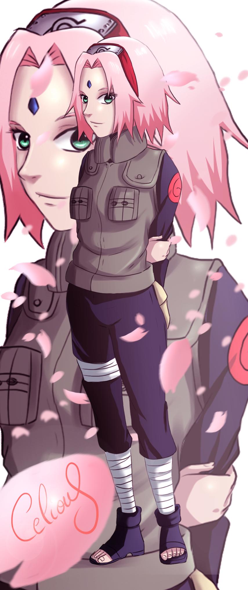 Sakura Shippuden War Sakura : War Outfit by...