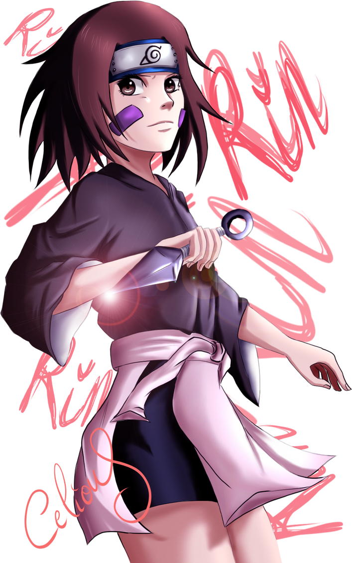 Rin : Ready to fight by Celious