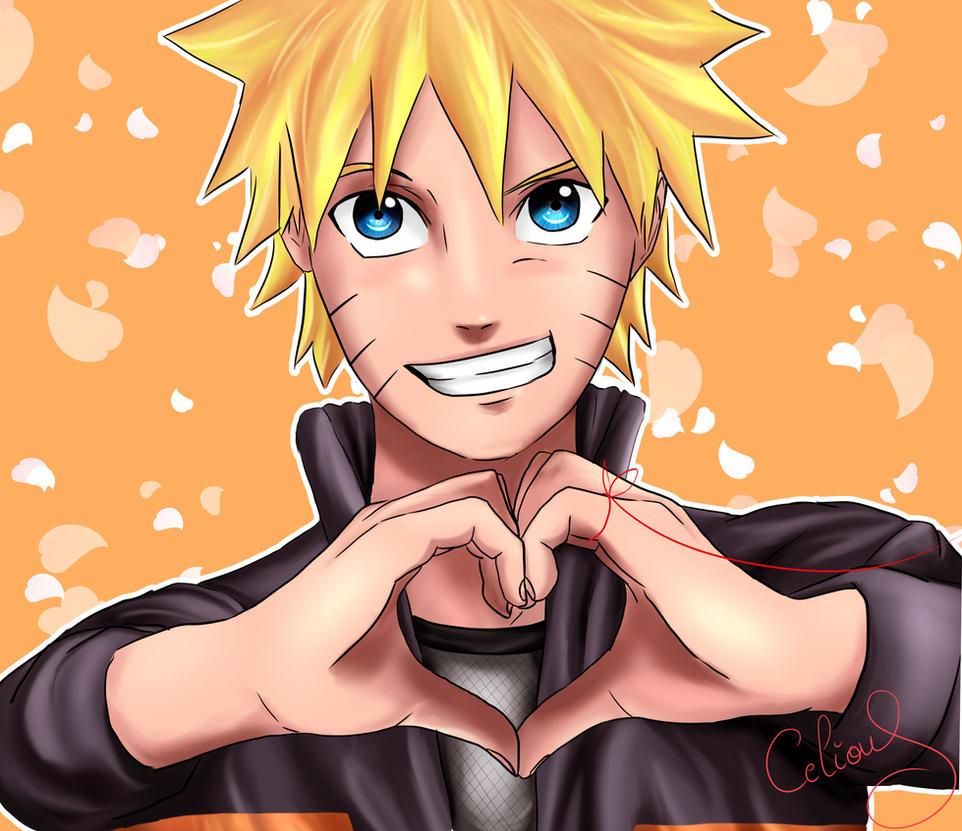 Uzumaki Naruto : Love by Celious