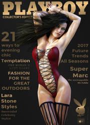 Playboy magazine (September 2017) by neoanderson79