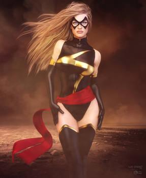 Miss Marvel 2020 HQ