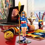 My Pocket Hero Series - DC Stargirl 2020
