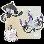 110320. chandelure